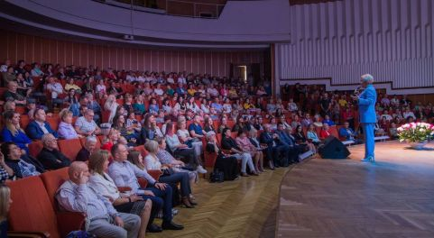 """International Conference """"STAGES OF THE QUANTUM TRANSITION"""" in Vinnitsa, Ukraine, September 12, 2021"""