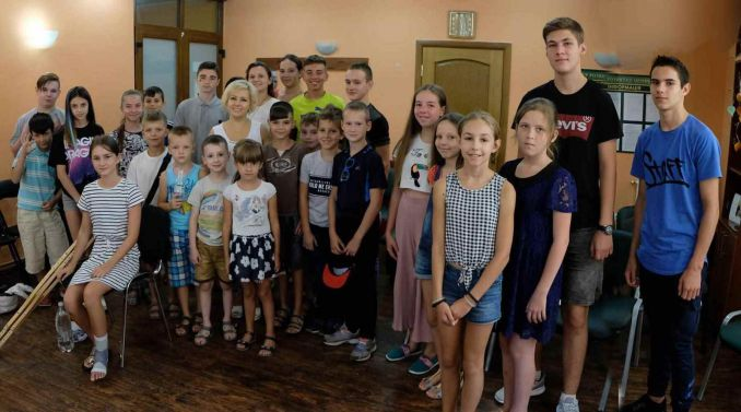 Vinnitsa. The Course of Development of Children. August 4th, 2018